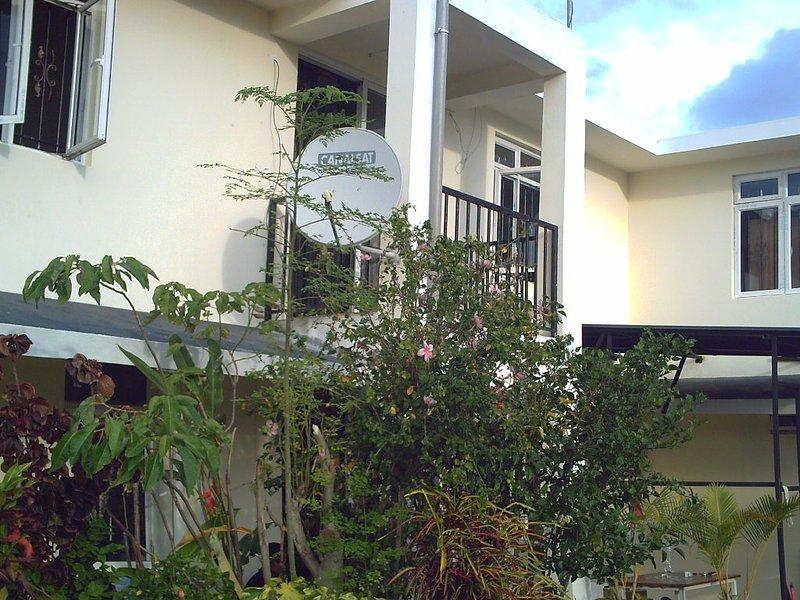 Villa Roupie studios2, aluguéis de temporada em Mapou