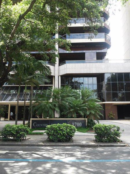 Entrata dell'edificio principale