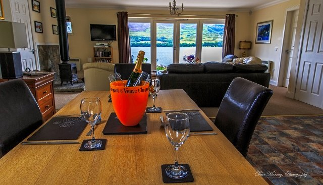 Briar Cottages on Loch Earn,  luxury self catering,  Lochearnhead, Scotland, holiday rental in Loch Lomond and The Trossachs National Park