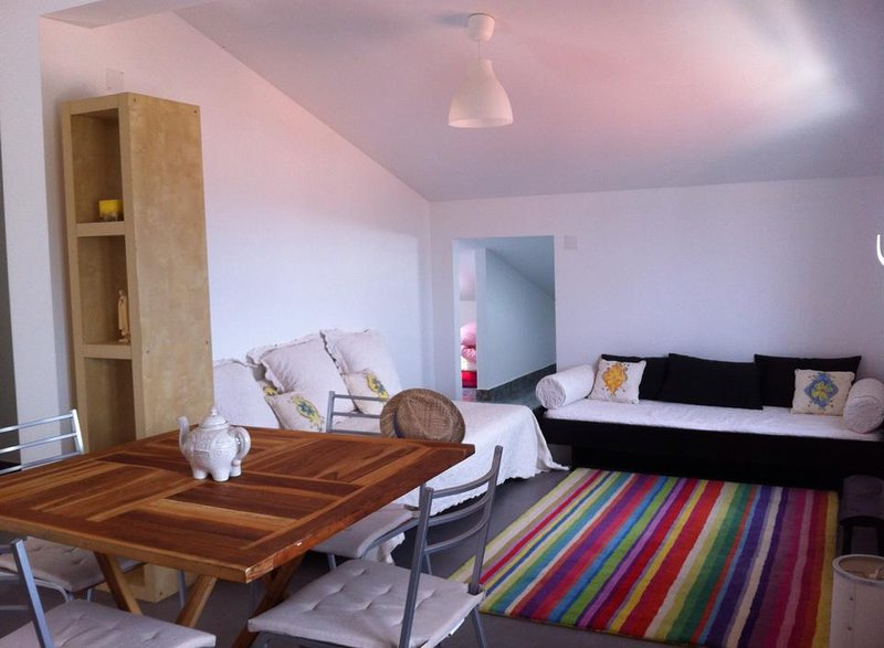 LOVELY ATIC-HOME SURF BEACH  Ericeira  (RIBACOXOS), holiday rental in Mafra