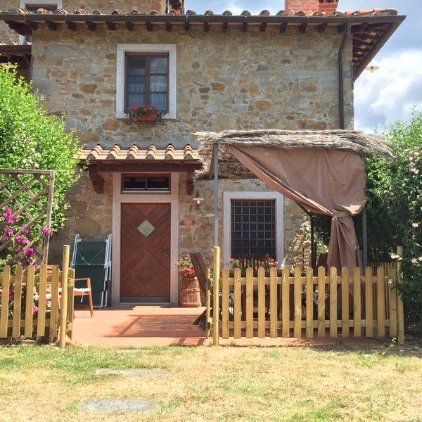 Esperidi, location de vacances à Castelfranco Piandisco