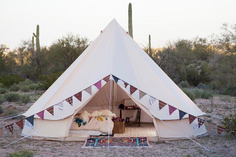 Kit Camping de luxe Équipement
