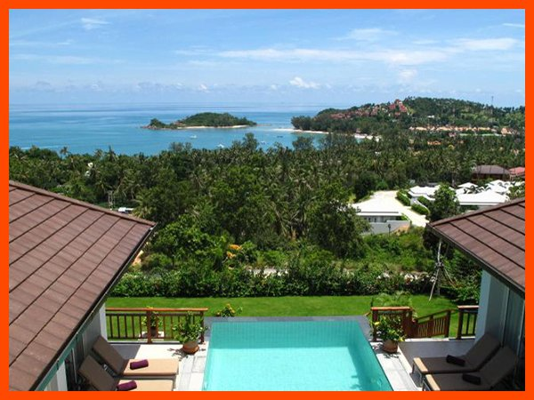 Villa 69 - Contact us for monthly stay discount, holiday rental in Choeng Mon