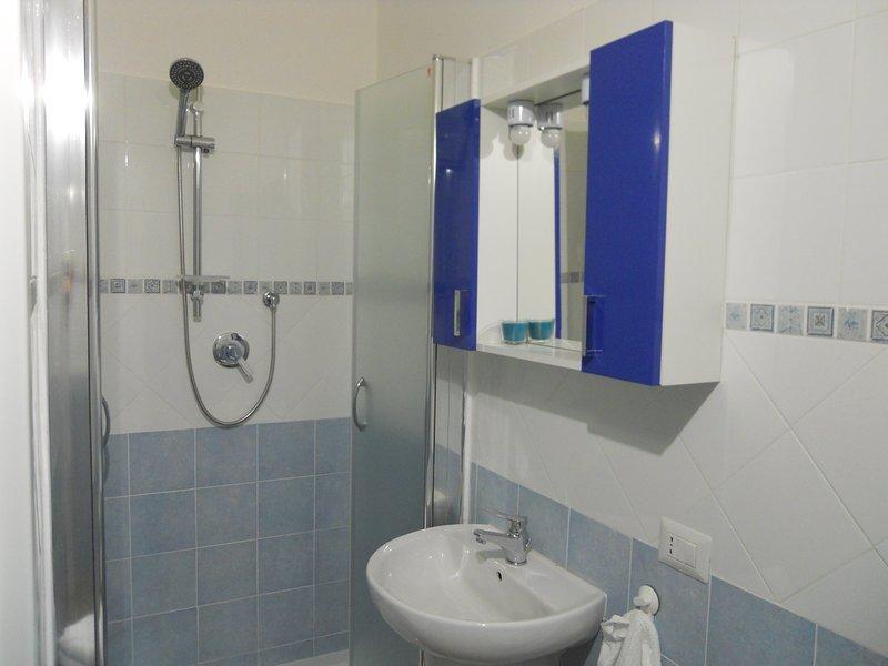 Blue Room (private bathroom)