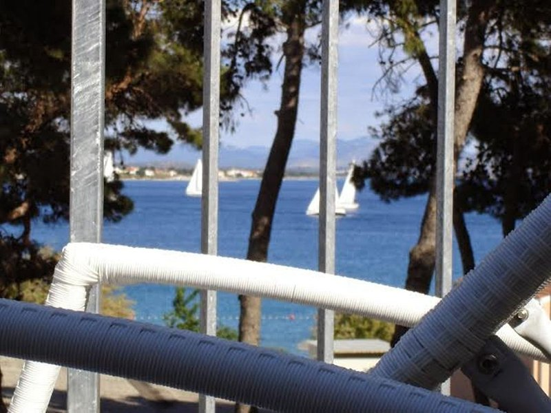 Boutique sea view apartment, pool,gym- Seaside Villa, top position,Vodice, holiday rental in Vodice
