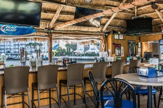 Dolphin Tiki Bar