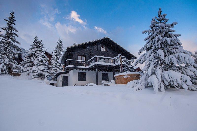 Chalet Go Montgenevre, holiday rental in Val-des-Pres