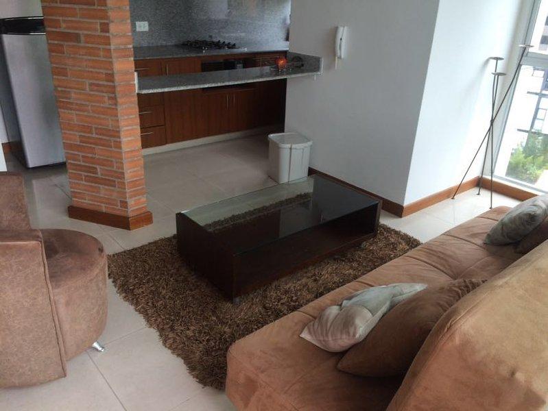 Medellin Poblado 'The Blux' - Furnished 2 Bedroom #123, holiday rental in Santa Elena