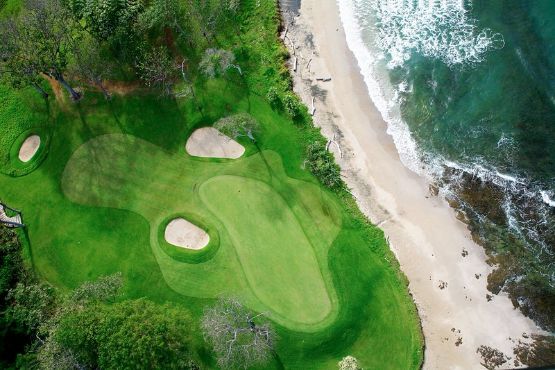 The Hacienda Pinilla Golf Club is steps away from Your Villa