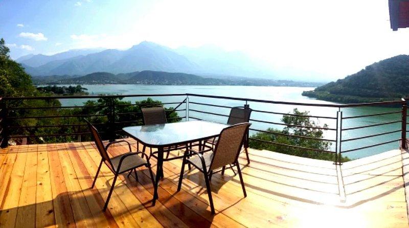 Departamento con Hermosa Vista., location de vacances à Allende