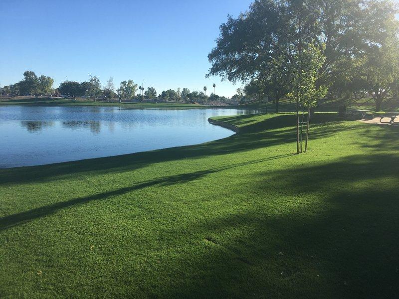A poca distancia de Parque Indian School y el Centro de Tenis