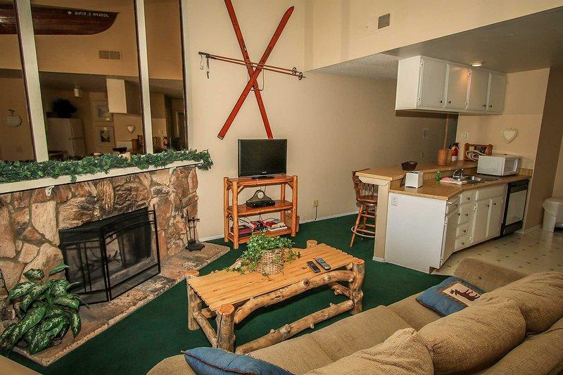 1409-Boulder Creek, holiday rental in Angelus Oaks