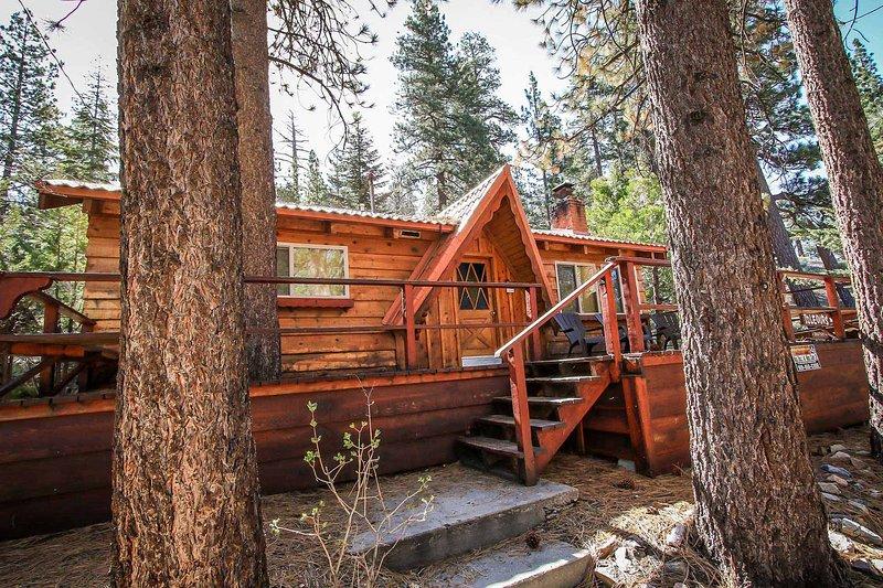933-Cabin Idle Ours, location de vacances à Lucerne Valley