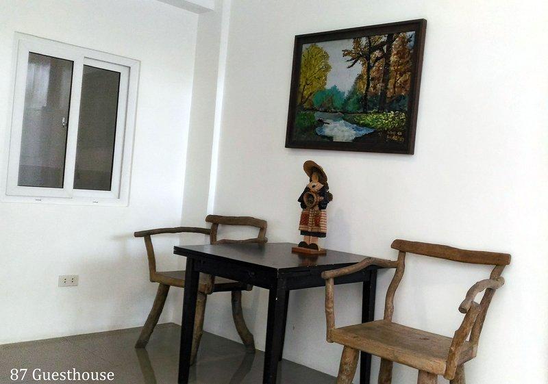 Homey Baguio Apartment - Unit E, alquiler vacacional en Benguet Province