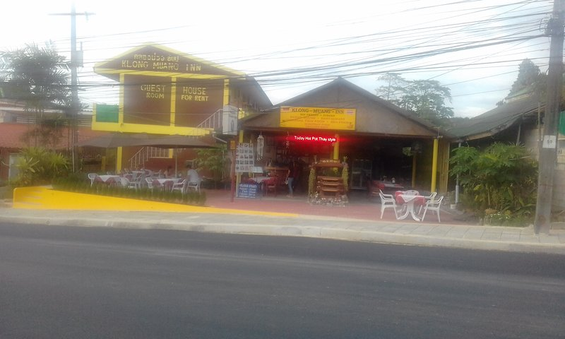 guesthouse and restaurant