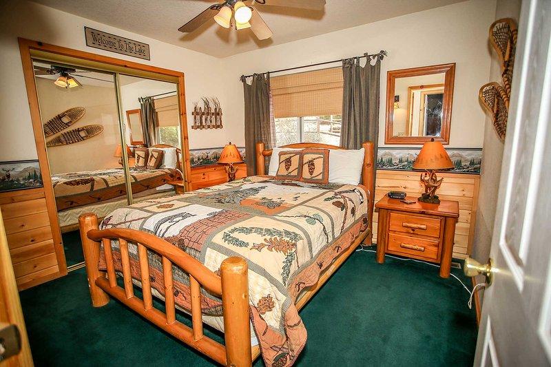Quarto 2 - cama queen size