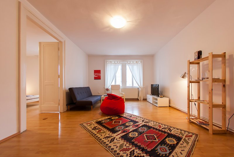 Cathedral View Apartment, holiday rental in Sarajevo