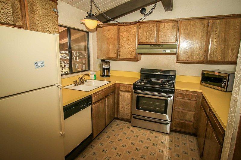 Horno, Interior, Cocina, Habitación, Nevera