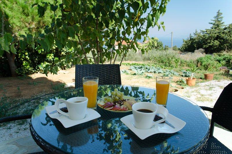 Villa Sunrise, holiday rental in Kefalas