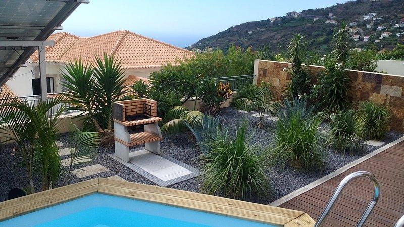 Villa Nasare 23, vacation rental in Arco da Calheta