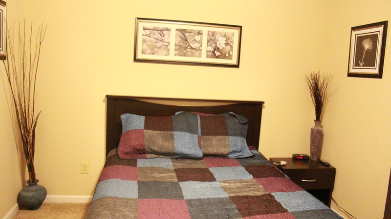 Positive place for positive people- Come relax!!!!, holiday rental in Stockbridge