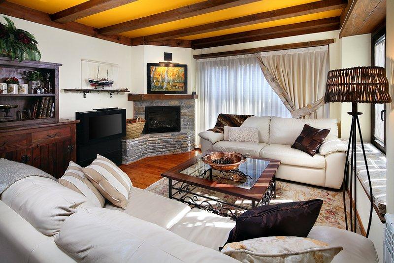 Apartamento Amets de Aran, alquiler vacacional en Las Bordas