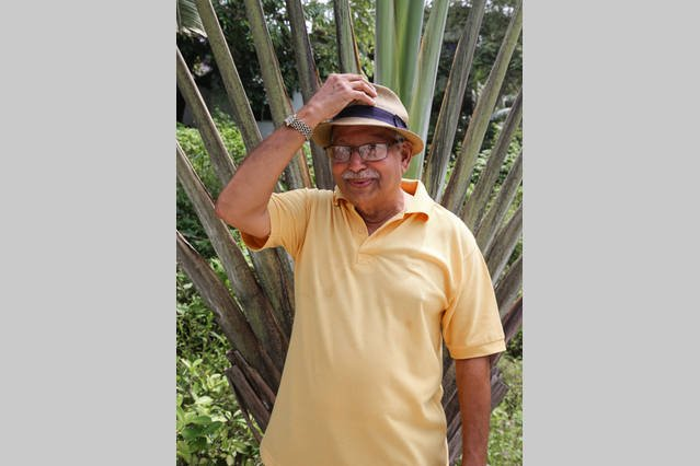 Host (Ramesh Naik)
