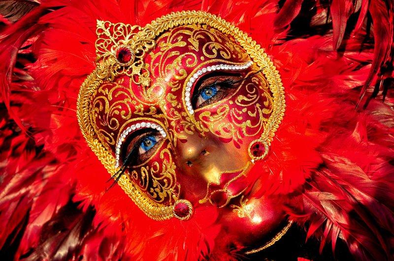 El Carnaval de Venecia fabulosa