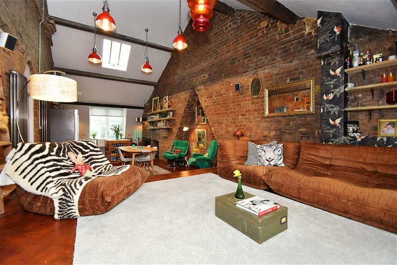 New York Style Penthouse Apartment, holiday rental in Tyne and Wear