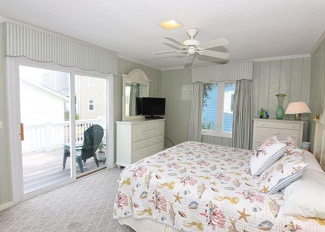 Shore Fun - Master Bedroom
