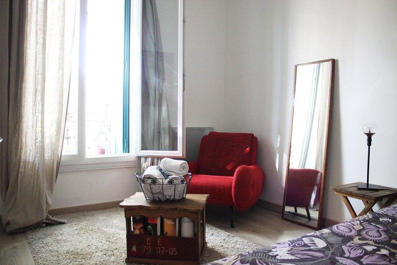 Sacré cœur de ville, holiday rental in Marsillargues