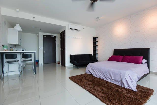 Warm Stay at Trefoil, location de vacances à Shah Alam