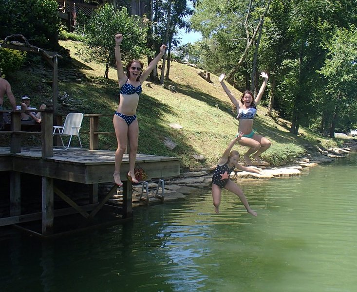 Decks for jumping