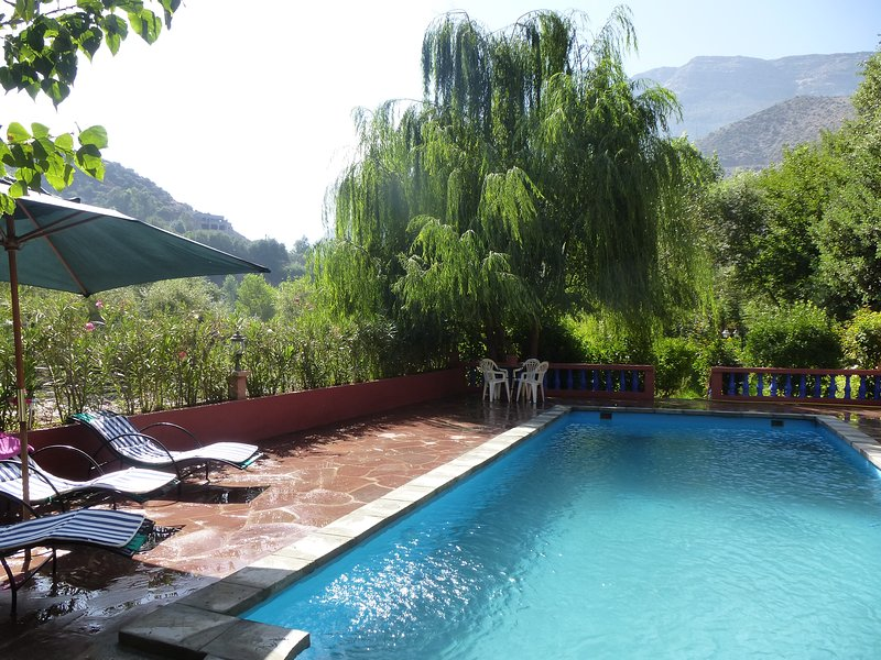 Villa Laila, holiday rental in Aghmat
