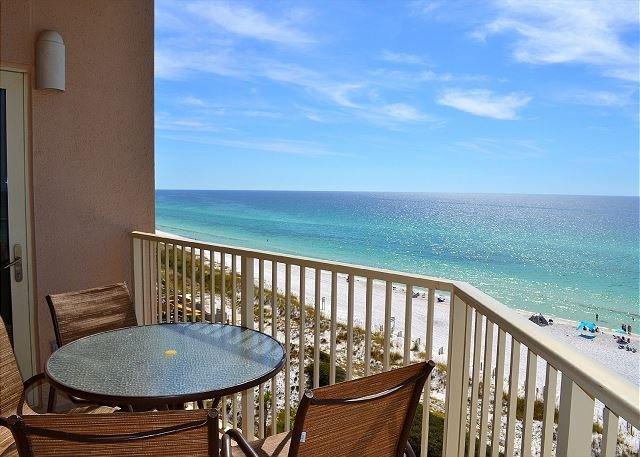 Beach Manor 808 Balcone