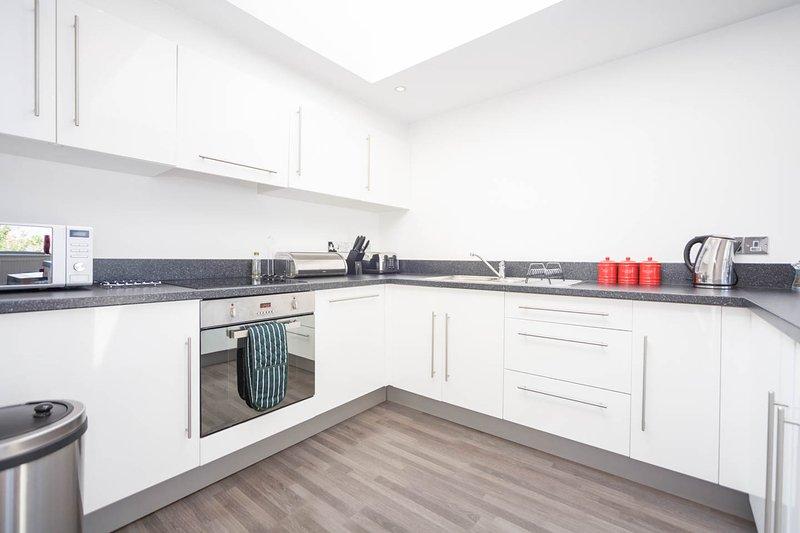 cozinha moderna!