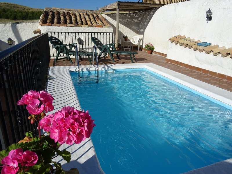 Cortijo Romero, holiday rental in Velez Blanco