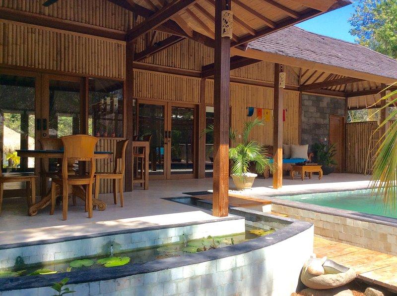 A Gili Meno Retreat, holiday rental in Gili Meno