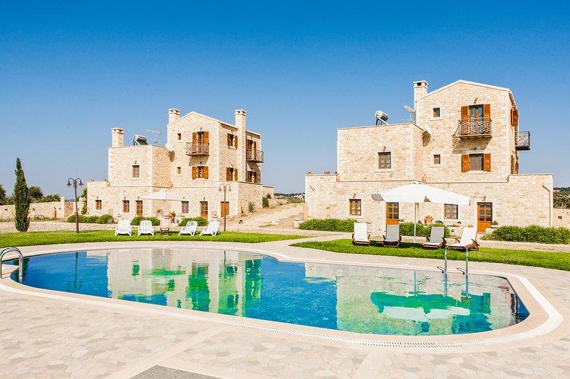 Villa Arodamos, Pikris, alquiler de vacaciones en Pikris