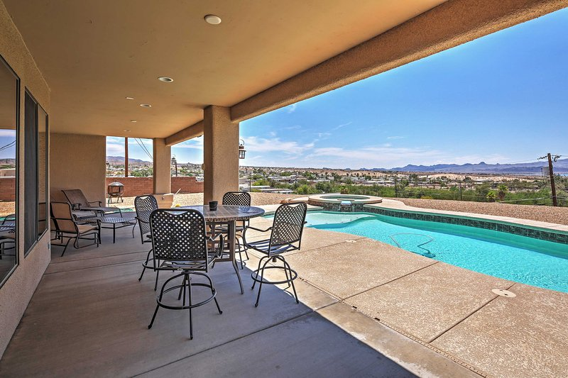 Welcome to your Lake Havasu home-away-from-home!