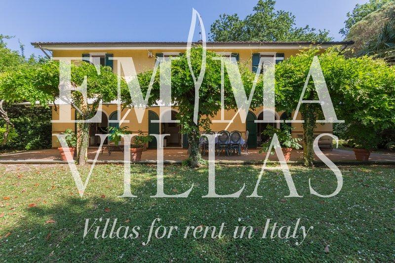 Villa Rina 10, holiday rental in Carpegna