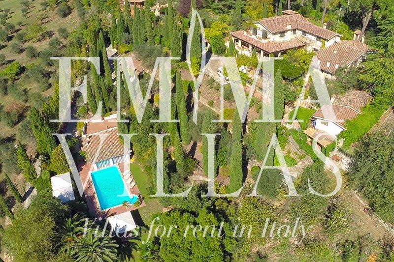 location appart Rome Villa Ripandelli