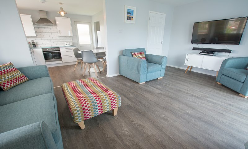 Sandbanks Braunton | Sleeps 4 | Dog Friendly, holiday rental in Braunton