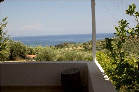 Villa Anemos...amazing bay view!!!, vacation rental in Koroni