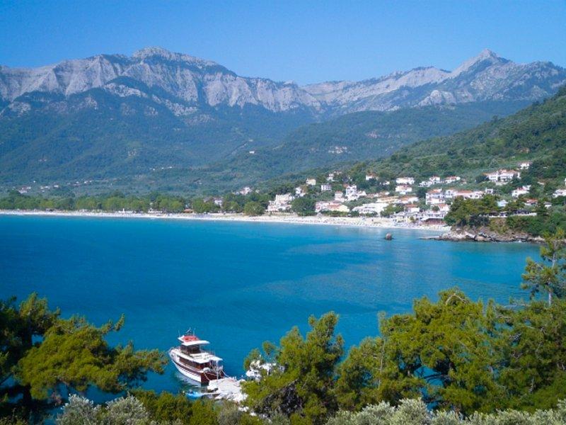 Golden Beach Villa - Thassos, Greece