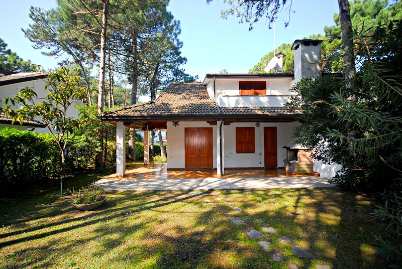 Villa Schubert E1, vacation rental in Lignano Riviera