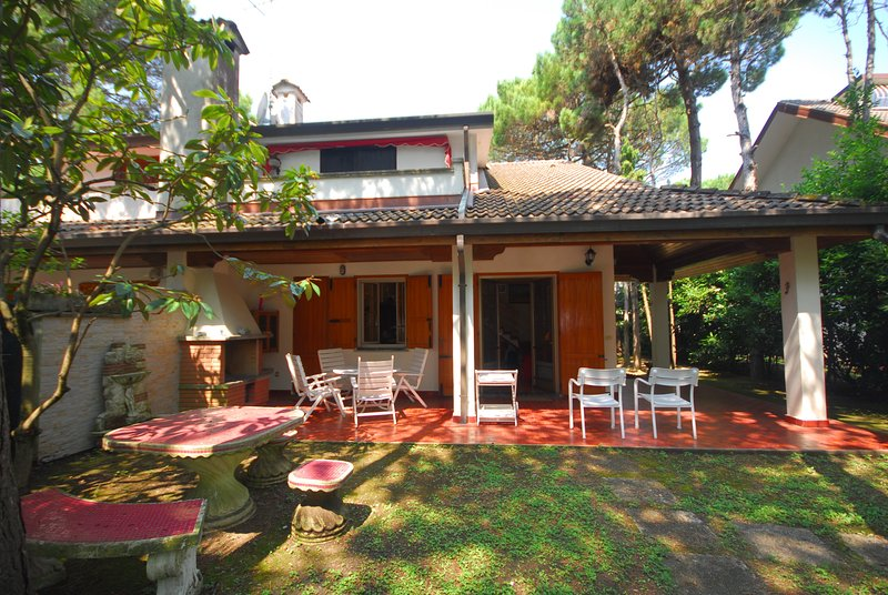 Villa Schubert E, vacation rental in Lignano Riviera