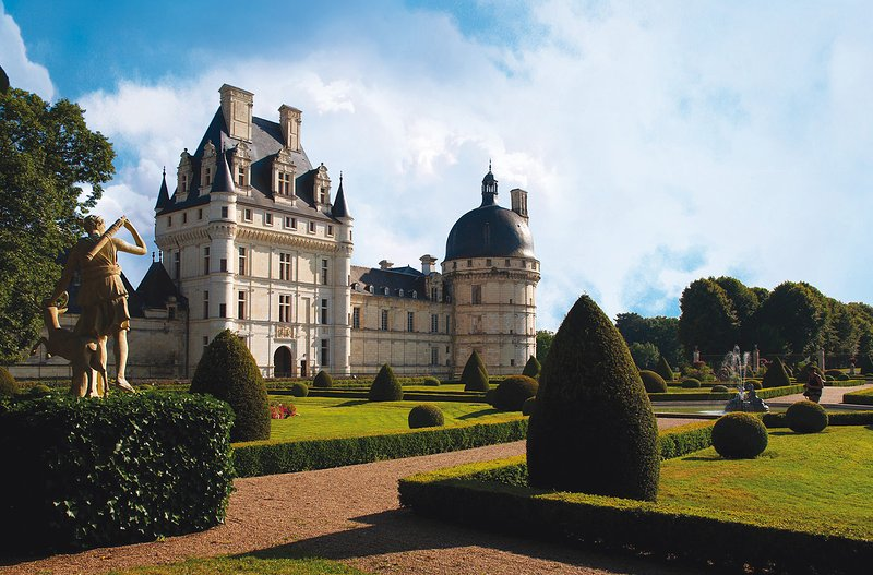 Chateau de Valencay - 90 minutes away but well worth the drive!