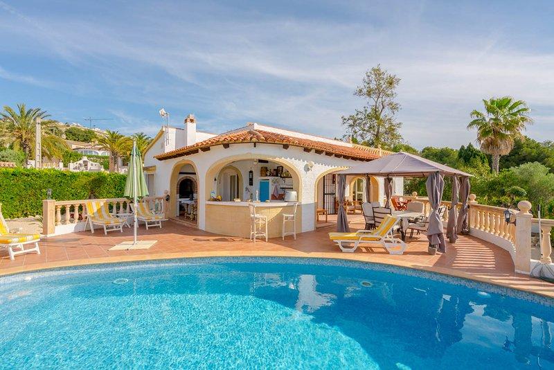 Casa Rolyn, vacation rental in Moraira