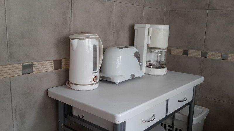 Pava Electrica, Cafetera, Tostadora